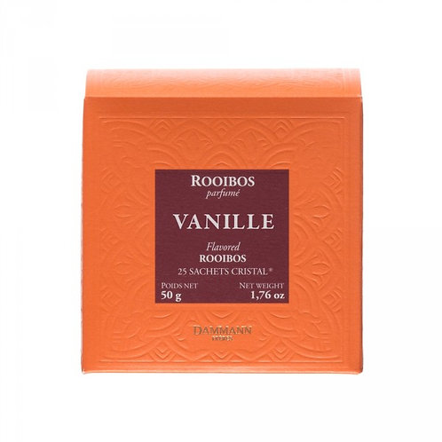 Rooibos Vanille boîte 25 sachets