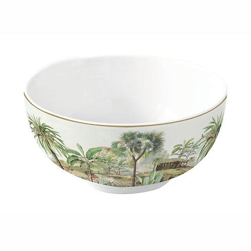 Ceylon - Bol en porcelaine 12cm