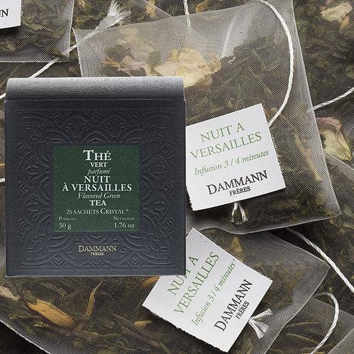 Thé vert Nuit à Versailles boîte 25 sachets