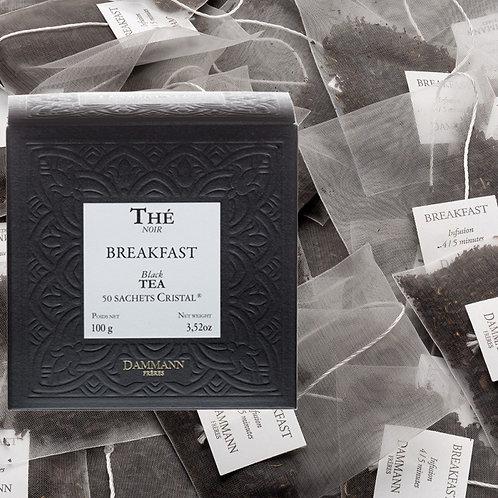 Thé noir Breakfast boîte 50 Sachets