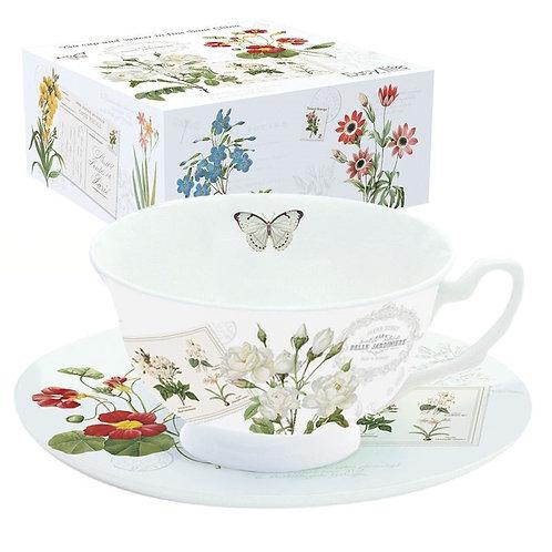 Naturalism tasse à thé en porcelaine