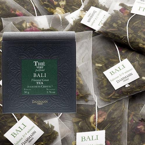 Thé vert Bali boîte 25 sachets
