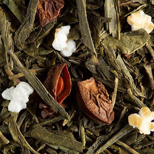thé vert Noël à Manhattan