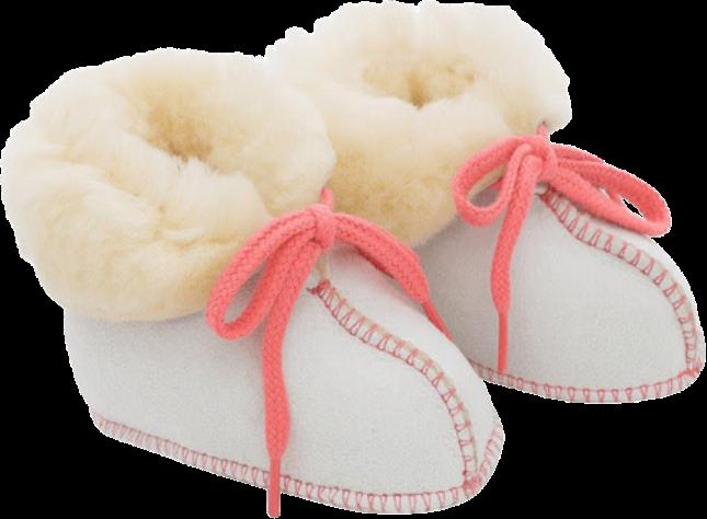 Chausson bébé Pink