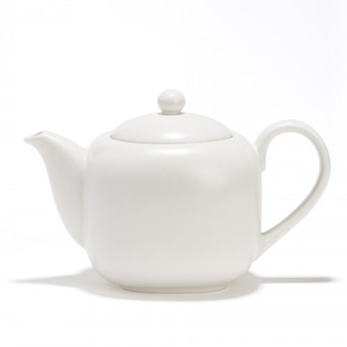 Théière porcelaine -Shiro 0,7L- blanche