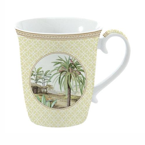 Ceylon mug en porcelaine