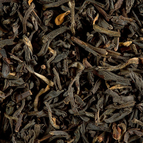 thé noir Smokey Tarry