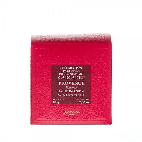 Carcadet Provence Boîte 20 Sachets