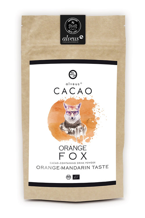 Cacao Orange Fox Bio