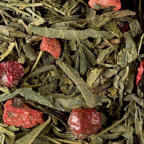 thé vert Paul et Virginie Vert