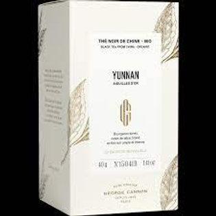 Yunnan Aiguilles d'Or Bio Boîte 20 sachets