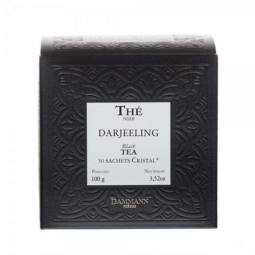 Thé noir Darjeeling boîte 50 sachets