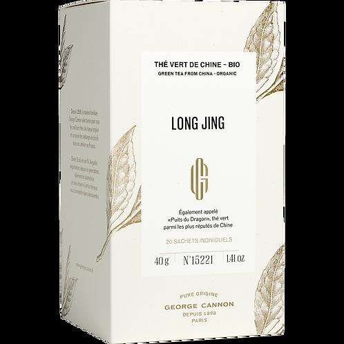 Long Jing Bio Boîte 20 sachets