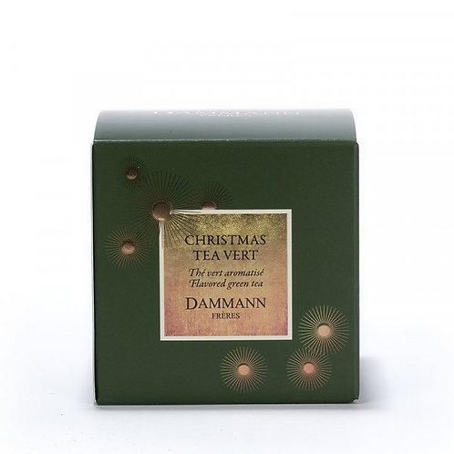Christmas Tea Vert Boîte 25 Sachets