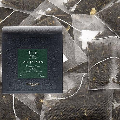 Thé vert Jasmin boîte 25 sachets