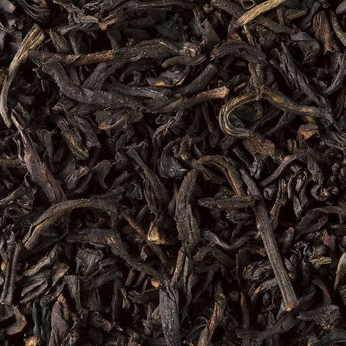 thé noir Smokey Lapsang