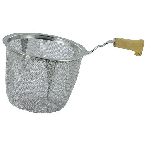 Filtre à thé manche bambou
