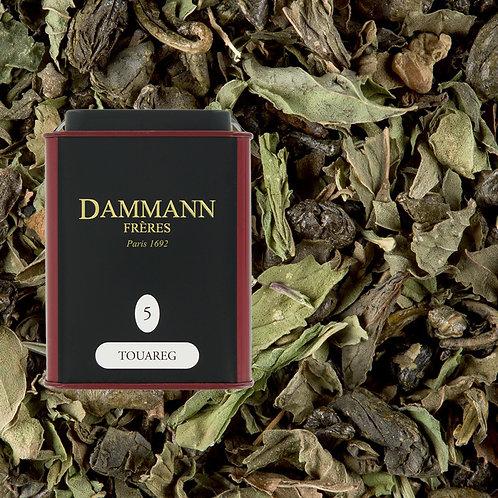 Thé vert à la menthe Touareg boîte 90g