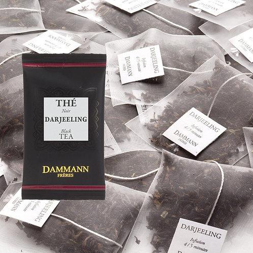 Thé noir Darjeeling 24 sachets suremballés