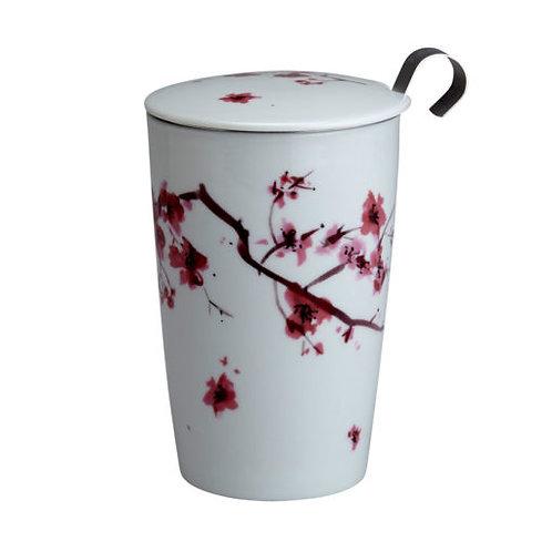 Tisanière Teaeve - Cherry Blossom- 0,35L