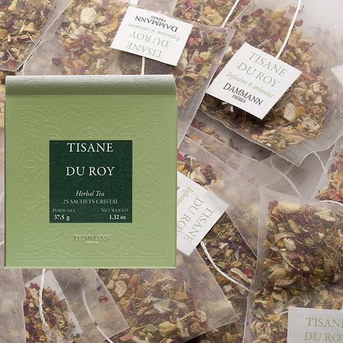 Tisane du Roy boîte 25 sachets