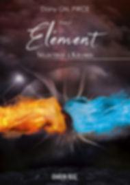 couverture Elémen Dany GN PIRCE