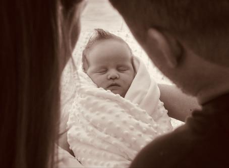 Heidi's Hypnobirth - Theo's birth story