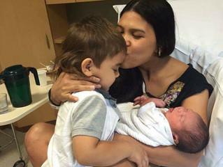 Mechelle's Hypnobirth - Henrique's birth story
