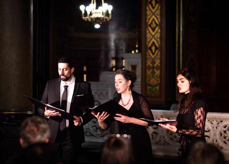 Ensemble Céladon 24/11/17