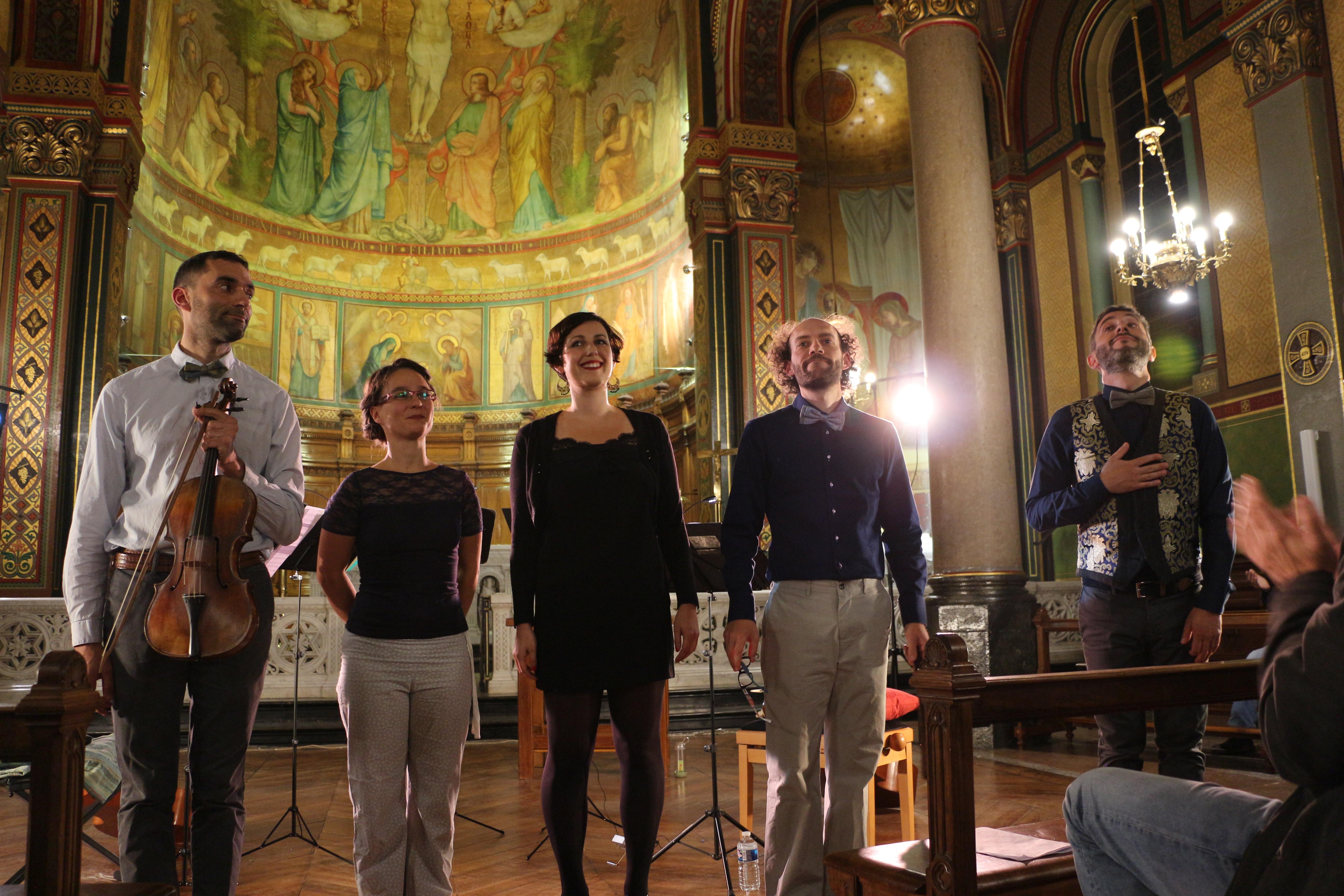 Ensemble Comet Musicke