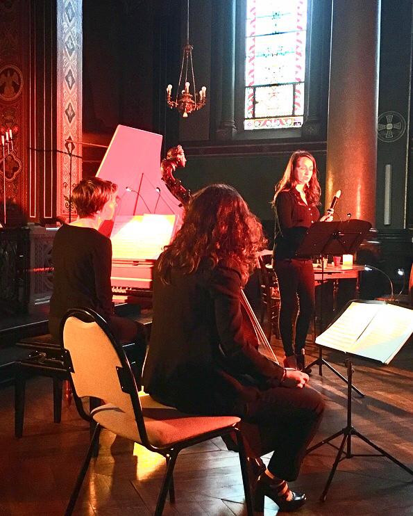 Ensemble L'Archivolte 26/11/17