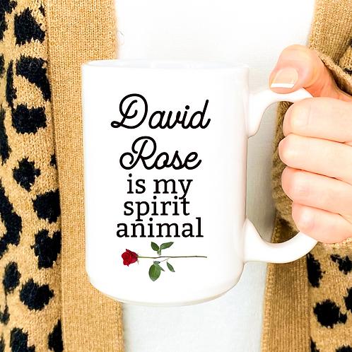 David Rose is my spirit animal