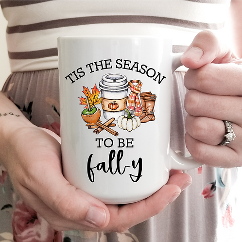 Tis the season to be fall-y