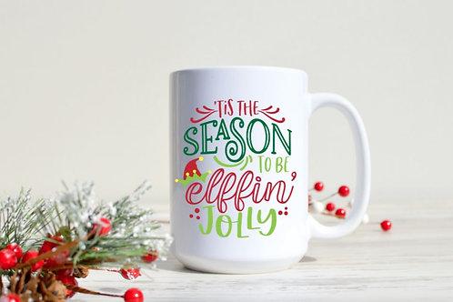 Tis the season to be elffin jolly