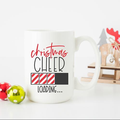 Christmas cheer loading