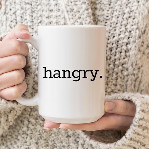 hangry.