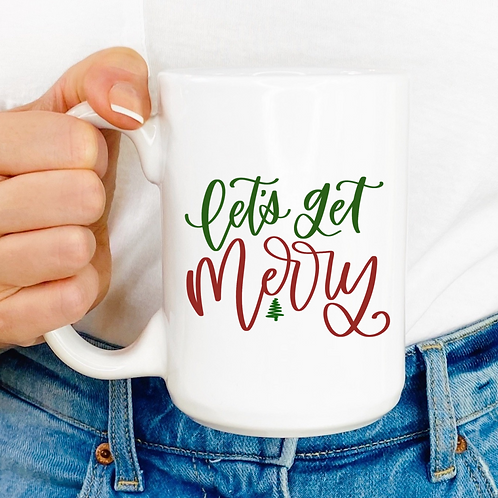 Let's get merry