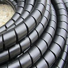 espiral plástico