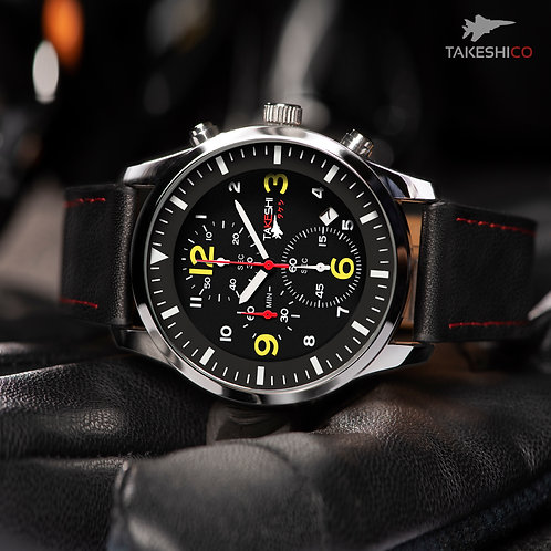 TAKESHI TK22Y SPORT CHRONOMETER WATCH