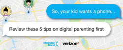 Verizon x Mashable