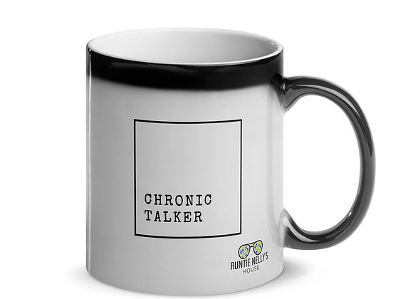 Chronic Talker Mug