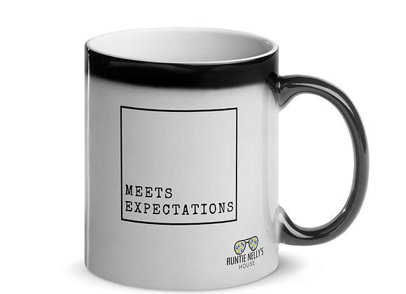 Meets Expectations Mug
