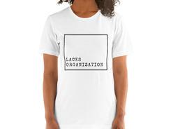 Lacks Organization