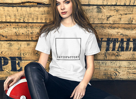 Satisfactory Short-Sleeve Unisex T-Shirt