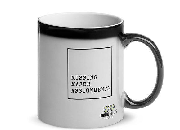 Missing Major Assignments Magic Mug