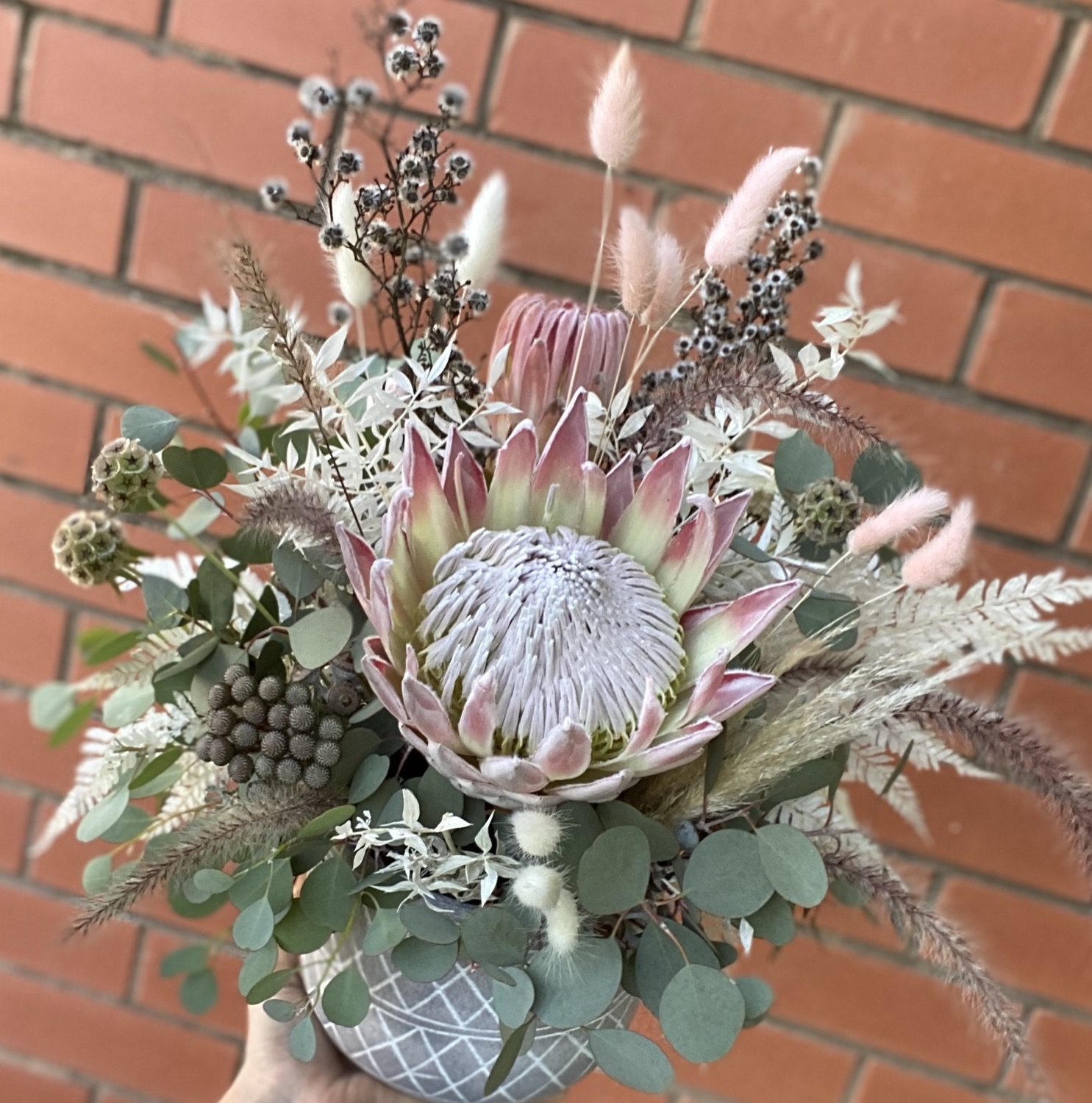 Dried floral work shop - 18th of january 2020 from 4-6pm