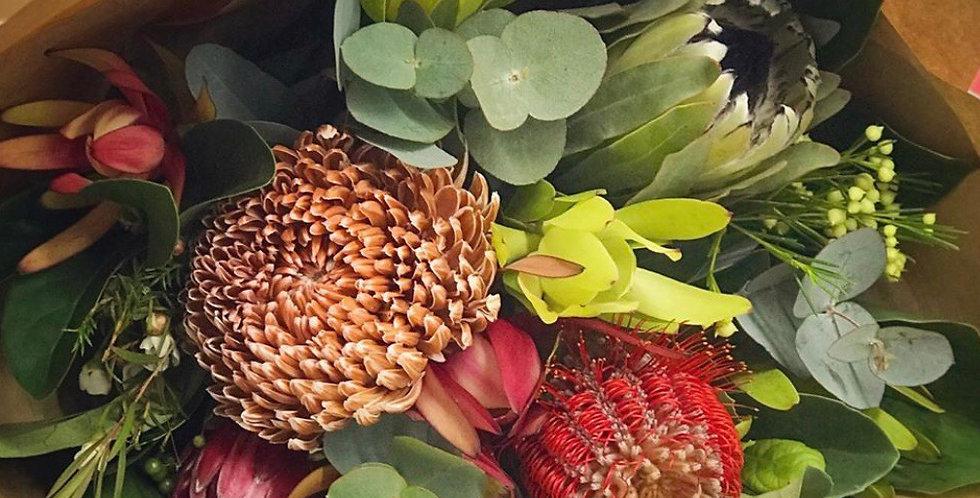 Florist choice native wrap