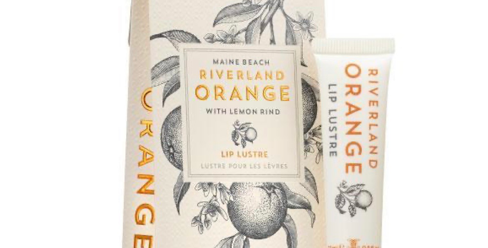 Maine beach lip luster