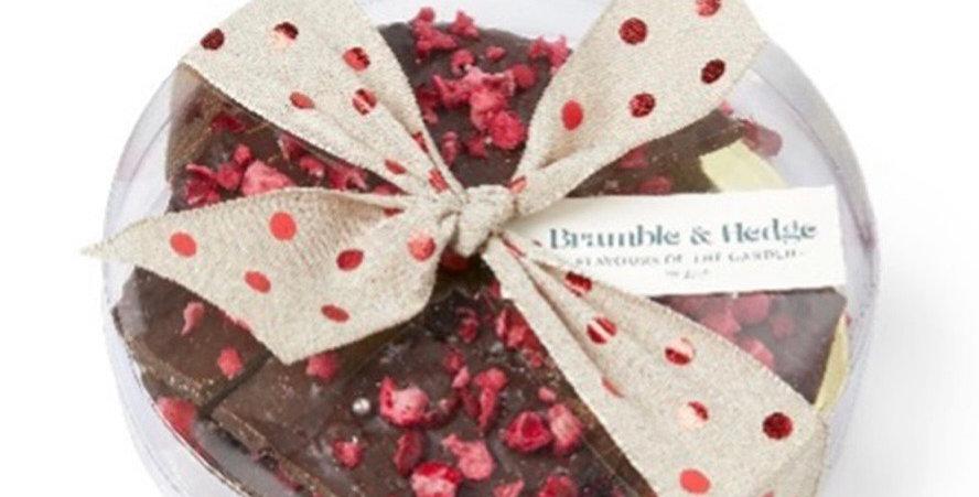 Bramble and hedge chocolate