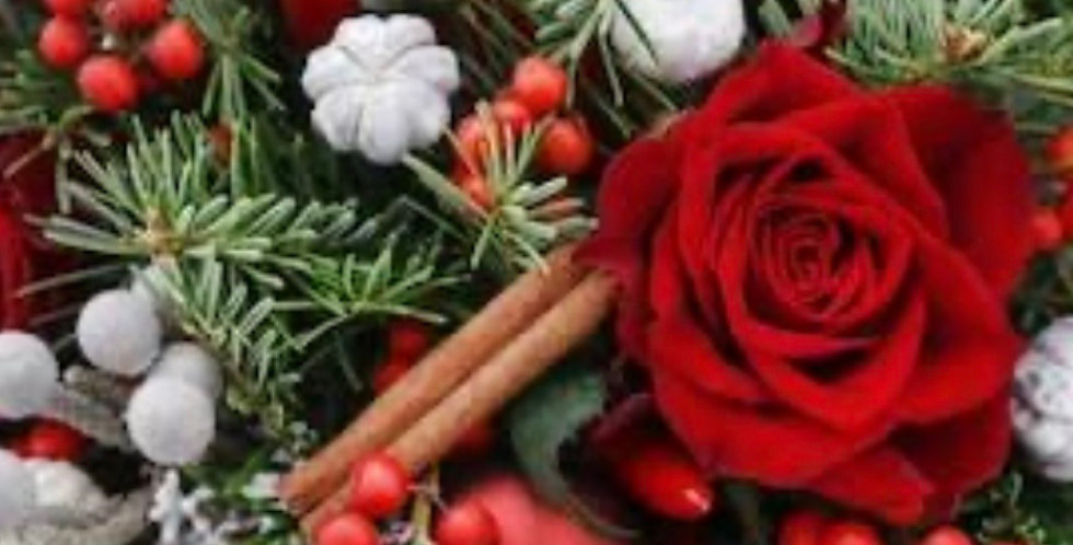 Florist choice Christmas theme bouquet